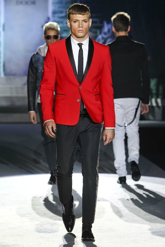 Milan Fashion Week Primavera 2012 - Dsquared² (6)