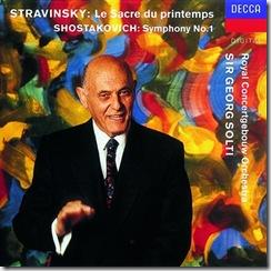 Stravinsky Consagracion Solti Concertgebouw