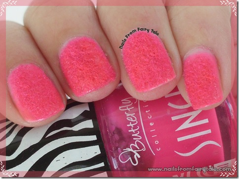 pink flocking powder 2