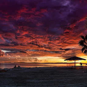 sun heart... by Joško Tomić - Landscapes Beaches