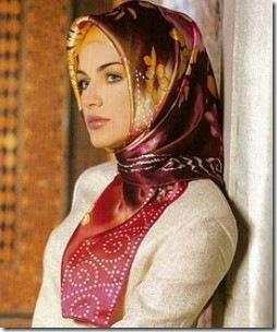 Model Jilbab Turki Terbaru