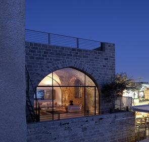 fachada-departamento-contemporáneo-en-Jaffa