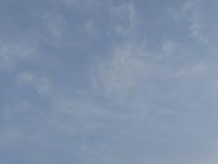 cielo bianco