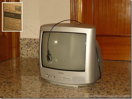 Televisor 14 pulgadas