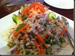 Chicken Larb 3 - Spice Thai