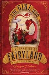 valente girl who circumnavigated fairyland