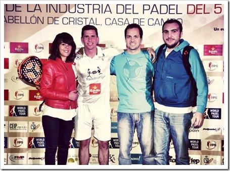 Paquito Navarro y Mystica oficialmente juntos para los próximos cinco años.