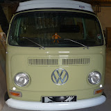 Catherine & Jasons Westfalia upgrade