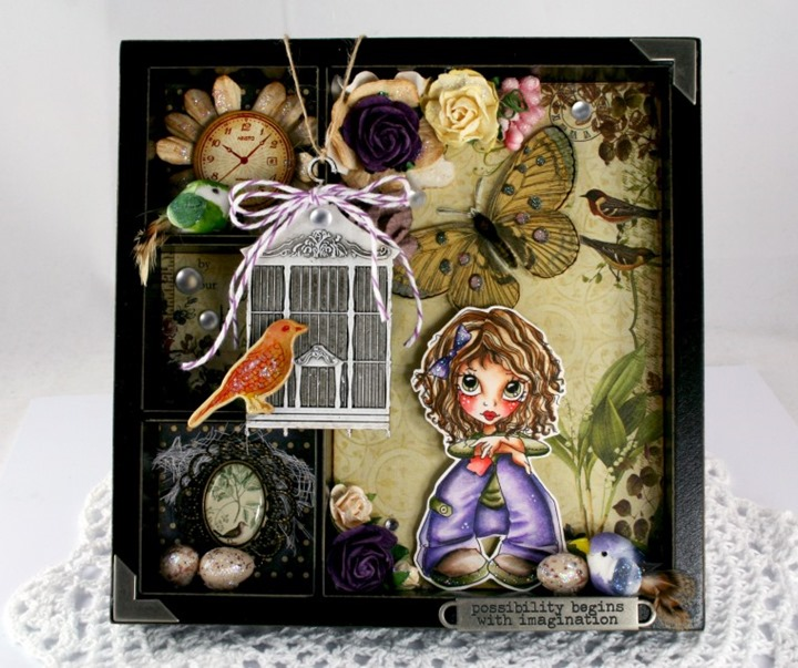 Claudia_Rosa_Shabby Shadow box_1
