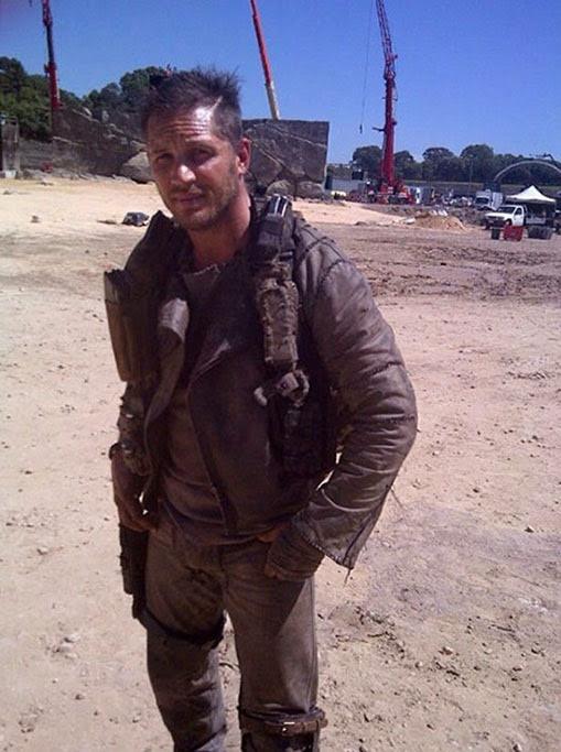 Mad Max Fury Road forgatási kép, jó reakciók és Mel Gibson