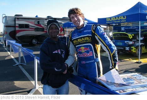 'Ellias and Travis Pastrana' photo (c) 2010, Steven Harrell - license: http://creativecommons.org/licenses/by-sa/2.0/