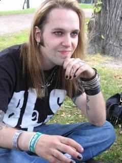 Great Alexi Laiho HairStyle