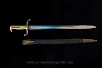 German bayonet model 1871