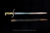 German bayonet model 1871
