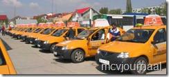 Dacia logan sedan taxi 01