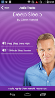 Screenshot of Deep Sleep - Overcome Insomnia