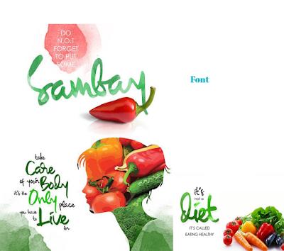 Font chữ đẹp - Sambay font