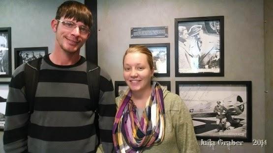 Dustin & Gina Arrive