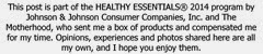 Healthy Essentials Disclosure