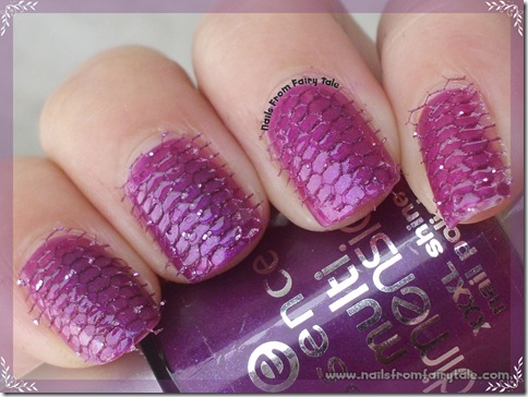 net lace on nails 4