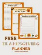 Food Folks and Fun - Planning Printable