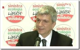 Nicola Vendola. Fev.2013
