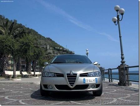 Alfa Romeo 156 2.4 JTD (2003)6