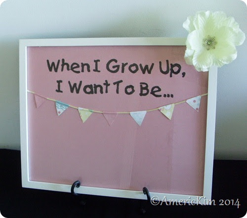 When I Grow Up  Girl's -001