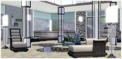 Spa Lounge de Luxo