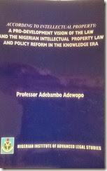 Adewopo book