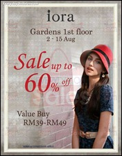 Iora Sale Isetan The Gardens 2013 Discounts Offer Shopping EverydayOnSales