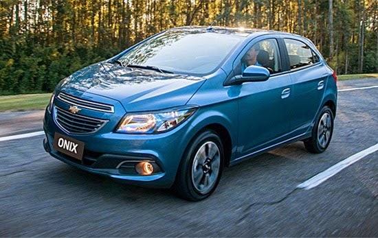 Chevrolet-Onix-2015 – Motor-Preço-Detalhes