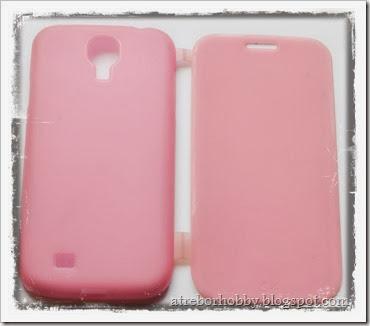 Cover S4 troppo rosa