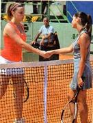 Sofia vence Cecília no torneio