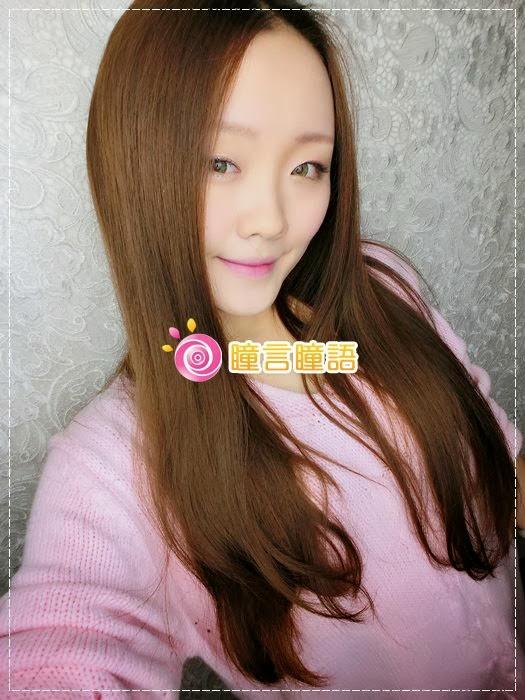 韓國GEO隱形眼鏡-GEO Sparkling 火花四色綠綠色美瞳002