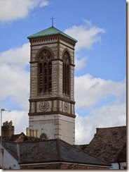 St Barnabus Church spire