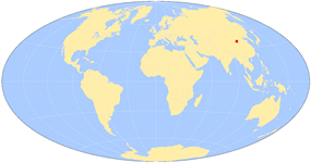 world-map yinchuan