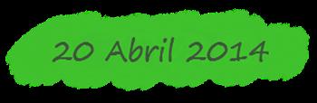 20 abril