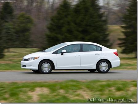 Honda Civic HF 5