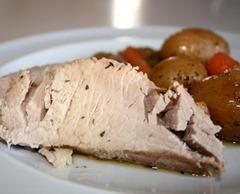 Drunken Pork Roast
