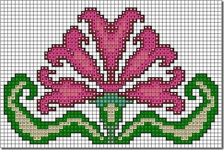Ponto Cruz-Cross Stitch-Punto Cruz-Punto Croce-Point de Croix-298