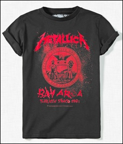 camiseta.metallica.zara.metalera.heavy
