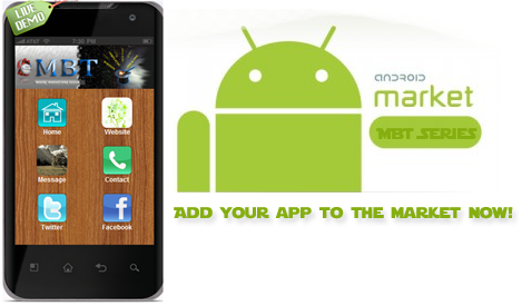 publish app to android market