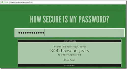 How to hack my password