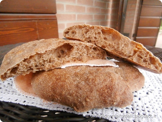 pane senza impasto farina cereali panini soffici morbidi