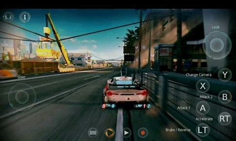 onlive split second on Android