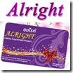 ออไรท์ ALRIGHT คืนความสาว ผิวขาว เนียนใส ภายในกระชับ ไร้กลิ่นไร้ตกขาว คืนความสุขให้คุณและคูรัก