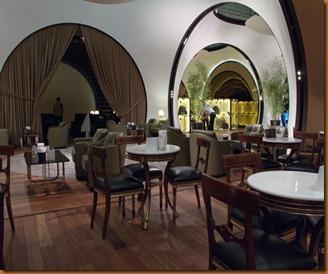 Istanbul Turkish lounge