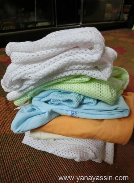Barangan Pureen Clearance baju baby