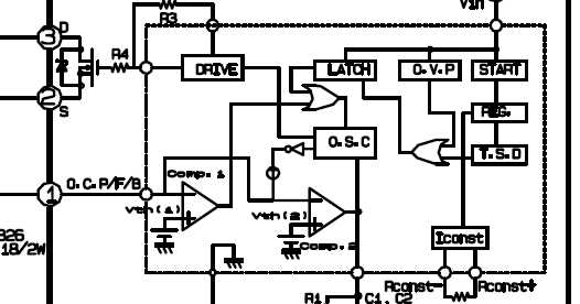 Service Electronic: Skema STR F6654